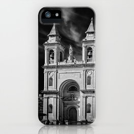 The parish of Marsaxlokk, Malta iPhone Case