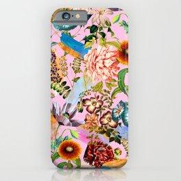 SUMMER BOTANICAL IX iPhone Case