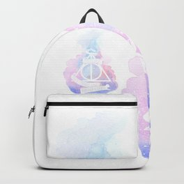 Hallows watercolors Backpack
