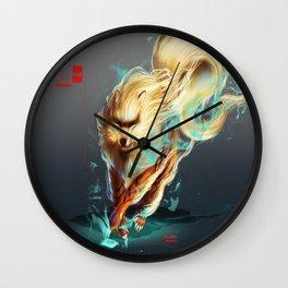Spera'a Arcanine Wall Clock