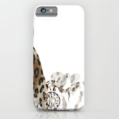 Leopard skin iPhone 6s Slim Case