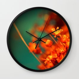The Piper is Calling Wall Clock