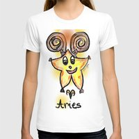 aries T-shirts featuring Aries by sladja