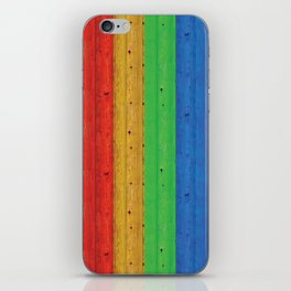 Colours Of The Rainbow iPhone Skin