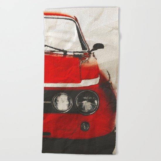 Giulia Beach Towel