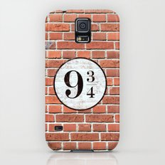 Platform Nine and Three-Quarters Galaxy S5 Slim Case