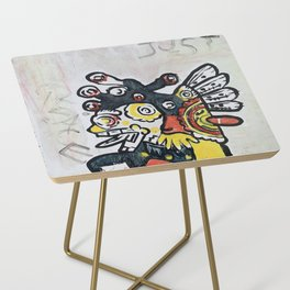Just Peace Side Table