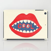 dentist iPad Cases featuring COOL by Nick Nelson