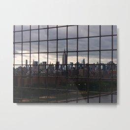 Lavish Prison Metal Print