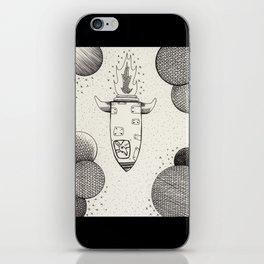 Spacerat´s Adventures iPhone Skin