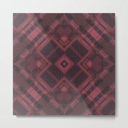 Geometric , ornament Metal Print