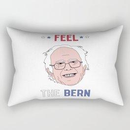 Feel The Bern Rectangular Pillow