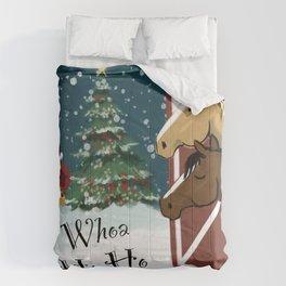 Whoa Ho Ho Comforters