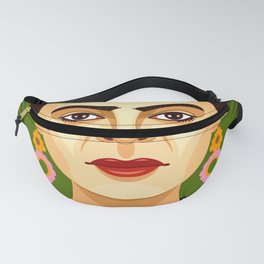 Frida Kahlo Fanny Pack