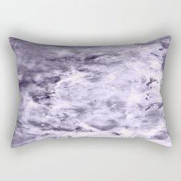 nEbULa Lavender Gray Rectangular Pillow