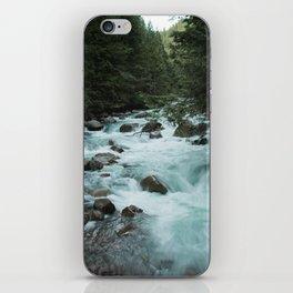 Pacific Northwest River II iPhone Skin