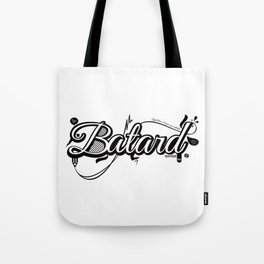 Batard Graphique Tote Bag