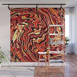 Fire Agate Wall Mural