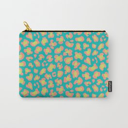 Leopard Summery Carry-All Pouch