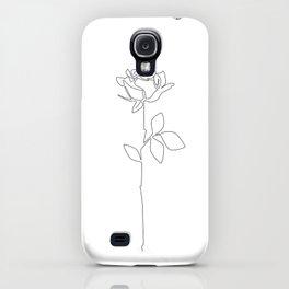 Fragile Rose iPhone Case