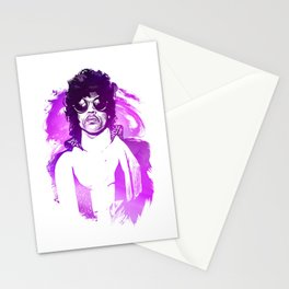Purple Messiah Stationery Cards