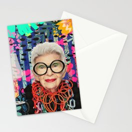 Power Iris Apfel Stationery Cards