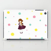 hug iPad Cases featuring hug by Soyon