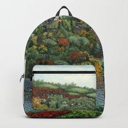 Pontypridd (featuring Sardis Road Rugby Ground) Backpack