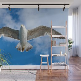 Seagull Wall Mural
