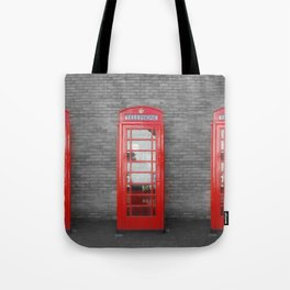 Phone Box Fun Tote Bag