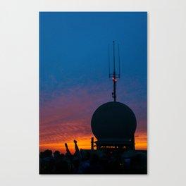 Capturing Colors Canvas Print