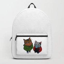 Hip hop rap cats Backpack