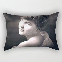 Thelma, the Romantic Rectangular Pillow