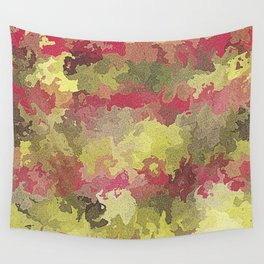 fiery marble 011 Wall Tapestry