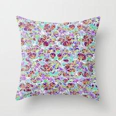 Pattern fantasy (2) Throw Pillow