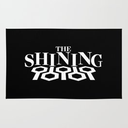 Don't Overlook - Classic Horror Logo Collection Rug