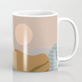 Terraced fileds Coffee Mug