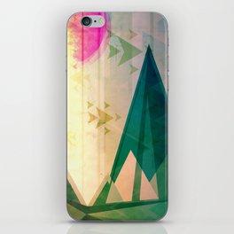 Ain't no mountain high enough iPhone Skin