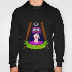 Dangerous Girls - Biker Hoody