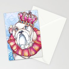 The Bulldog Prince Stationery Cards