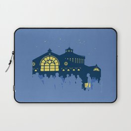 Sant Antoni, Barcelona Laptop Sleeve