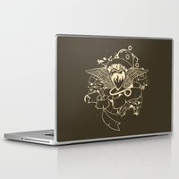 evil Laptop & iPad Skins featuring Evil Heart by MaNia Creations
