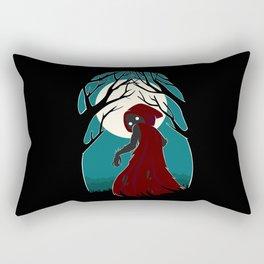 Red Riding Hood 2 Rectangular Pillow