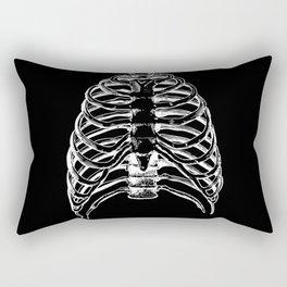 Thorax bones Rectangular Pillow