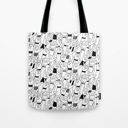 Rock and Roll: Concert Tote Bag