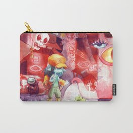 Spaceport Janitor Carry-All Pouch