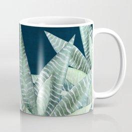 Succulent Garden (Snake Plant) Coffee Mug