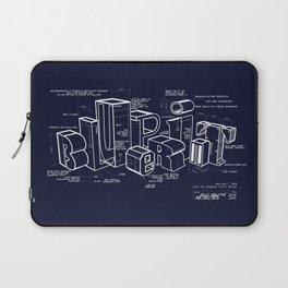 Blueprint Laptop Sleeve