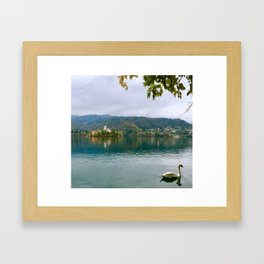Like a fairytale Framed Art Print