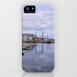 Harbor View iPhone Case